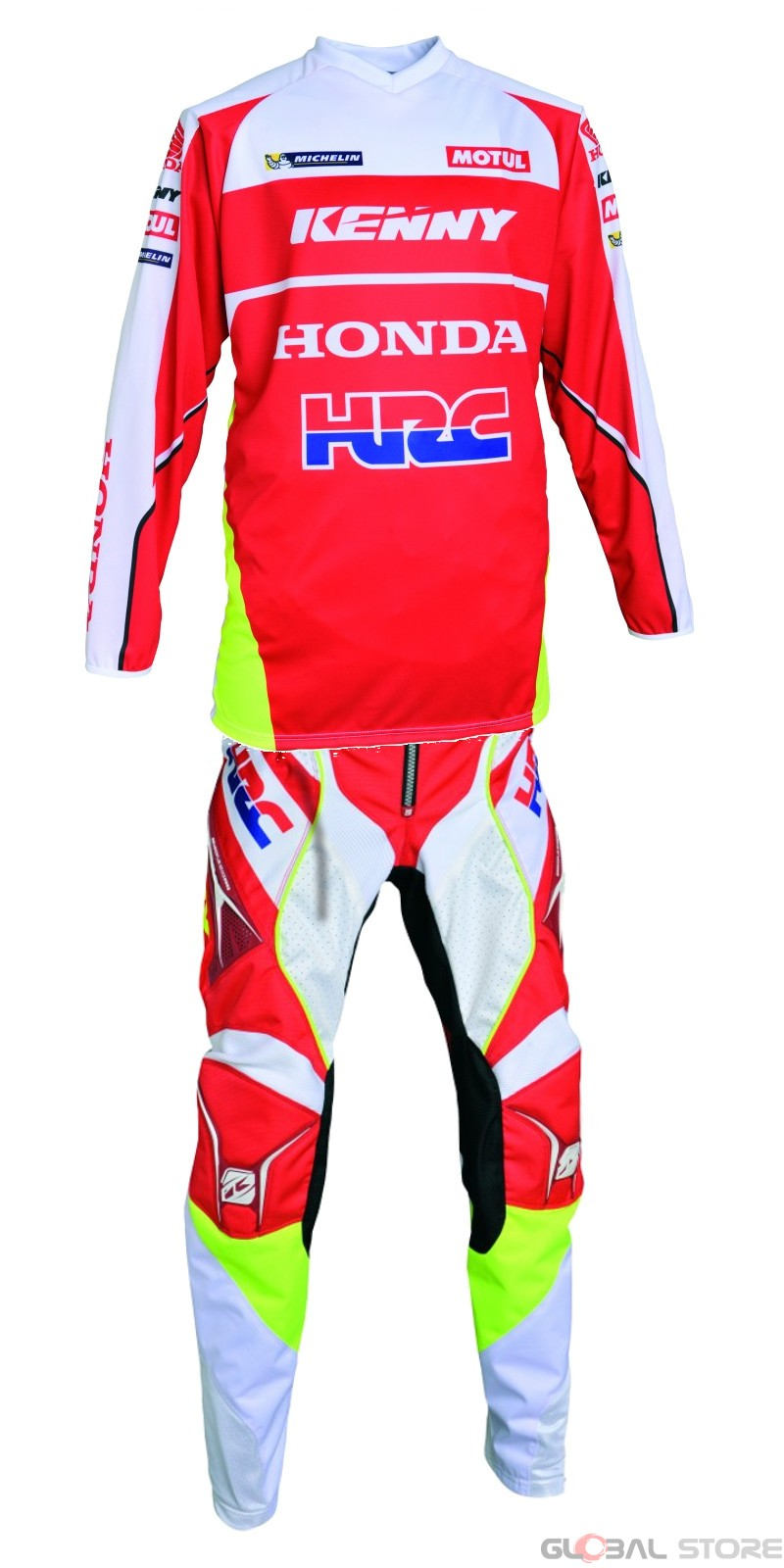 Completo Kenny Honda Hrc Limited Edition Kenny Completi