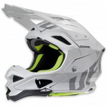Casco Ufo Diamond White