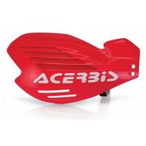 Coppia Paramani Acerbis X-Force Rosso Honda