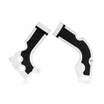 Copritelaio Acerbis X-Grip Honda CRF - Bianco