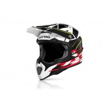 Casco Cross Acerbis Impact - Nero