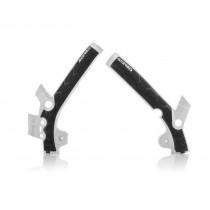 Copritelaio Acerbis X-Grip KTM SX 85 - Bianco