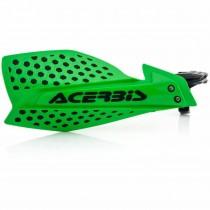 Coppia Paramani Acerbis X-Ultimate Verde Nero