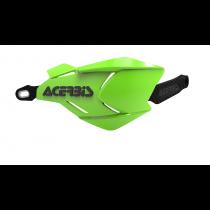 Coppia Paramani Acerbis X-Factory Verde Nero