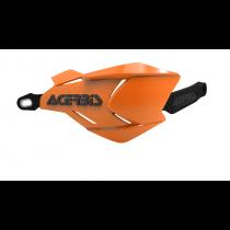 Coppia Paramani Acerbis X-Factory Arancio Nero