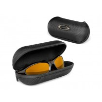 Custodia Rigida Occhiali Oakley Large Soft Vault Black