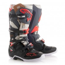 Stivali Cross Alpinestars Tech 7 Black Jack Limited Edition