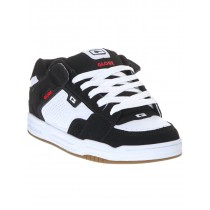 Scarpe Skate Globe Scribe - Black / White / Red