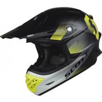 Casco Scott 350 Pro Dirt - Black / Green