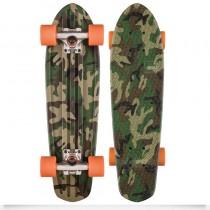 Skateboard Completo Globe Graphic BANTAM 24'' Camo Orange