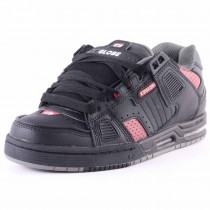 Scarpe Skate Globe Sabre Black / Dark Red
