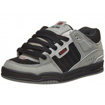 Scarpe Skate Globe Fusion - Grey / Black / Red