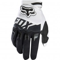 Guanti Fox Dirtpaw Race Gloves - Bianco / Nero