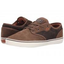 Scarpe Globe Motley Brown/Choco Sneakers Basse Skate