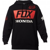 Felpa Fox Honda Basic Pullover Black