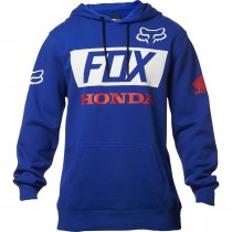 Felpa Fox Honda Basic Pullover Blue