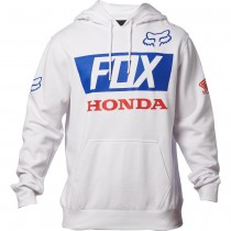 Felpa Fox Honda Basic Pullover White