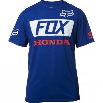 T-shirt Fox Honda Standard Tee Blue
