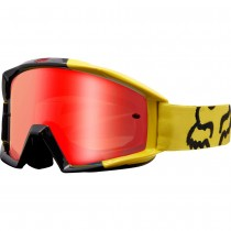 Maschera Fox Main Mastar Yellow