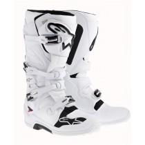 Stivali Cross Alpinestars Tech 7 - Bianco