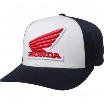 Cappellino Fox Honda Flexfit Hat Blu