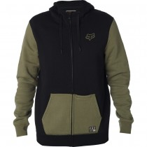 Felpa Fox Win Mob Zip Fleece Green