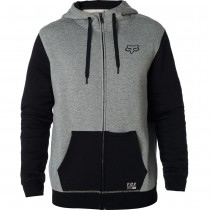 Felpa Fox Win Mob Zip Fleece Graphite