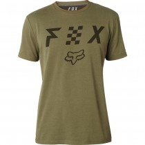 T-shirt Fox Scrubbed Airline Tee Green