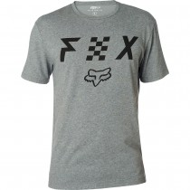 T-shirt Fox Scrubbed Airline Tee Grey