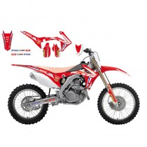Kit Grafiche Replica Team HRC Honda CRF 250-450 2013=>2017