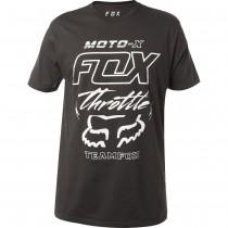 T-shirt Fox Throttled Premium Tee