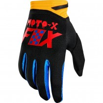 Guanti Fox Dirtpaw Gloves Czar Black Yellow
