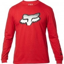 Maglia maniche lunghe Fox Beat it Cardinal Red