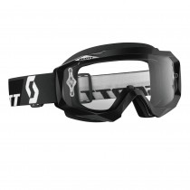 Maschera Scott Hustle black / clear works