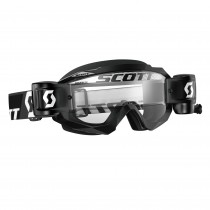 Maschera Scott Hustle Roll Off black / clear works