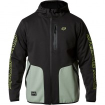 Felpa Fox Barricade Softshell Black Vintage