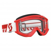 Maschera Scott Recoil Xi Red / Clear