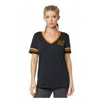 T-shirt Donna Fox Heritage Forger Black