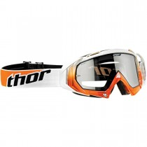 Maschera Thor Hero White Orange