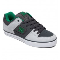 Scarpe DC Shoes Pure SE Grey Green 2019