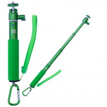 XSories U-shot Green Bastone Telescopico 50cm