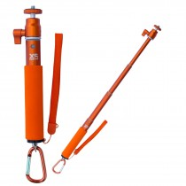 XSories U-shot Orange Bastone Telescopico 50cm
