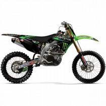 Kit Adesivi Monster Energy / Pro Circuit / Kawasaki KXF 450 2012=>2015