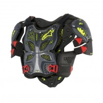 Pettorina Alpinestars A-10 Full Chest Protector Black