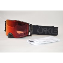 Maschera Oakley Front Line Mx Factory Pilot Blackout Prizm Torch Iridium