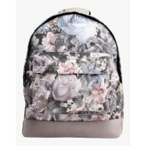 Zaino Donna Mi-Pac Felt Winter Floral - Light Grey