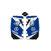 Kit Adesivi Feritoie Radiatore Yamaha YZF 450 10>13