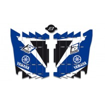 Kit Adesivi Feritoie Radiatore Yamaha YZF 250-450 14>16