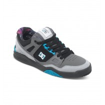 Scarpe DC Shoes Stag 2 Ken Block Cyan Black