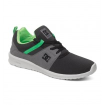 Scarpe DC Shoes Heathrow - Nero / Verde
